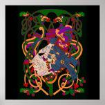 Madoc el navegador maya poster