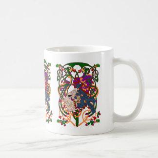 Madoc el navegador maya tazas de café