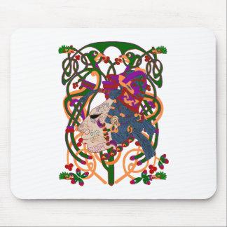 Madoc the Mayan Navigator Mouse Pad