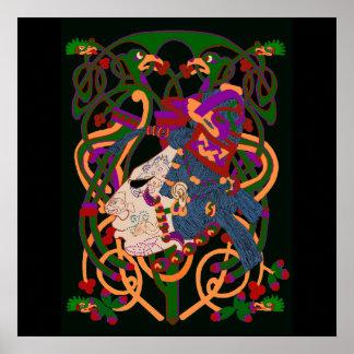 Madoc the Mayan Navigator Poster