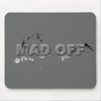 MADOFF MOUSE PAD