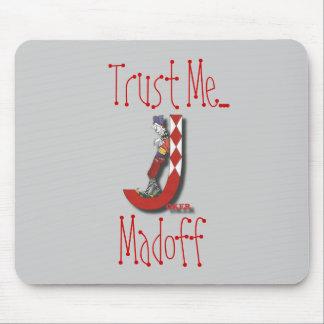 Madoff Mousepad Alfombrillas De Raton