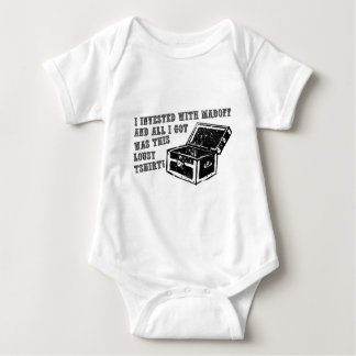 Madoff Ponzi Tshirt