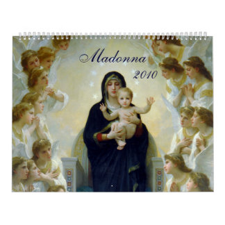 Madonna, 2010 calendar