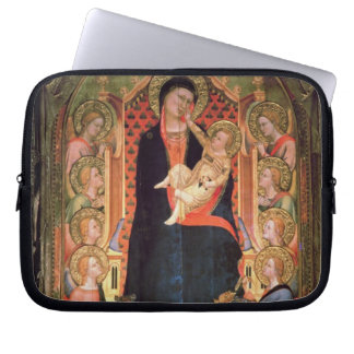 Madonna and Child, 1347 Computer Sleeve
