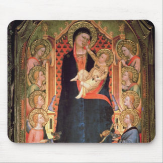 Madonna and Child, 1347 Mouse Pad