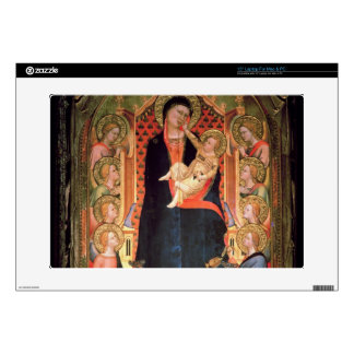 Madonna and Child, 1347 Skin For Laptop