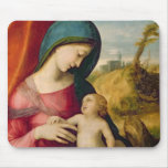 Madonna and Child, 1512-14 Mouse Pad