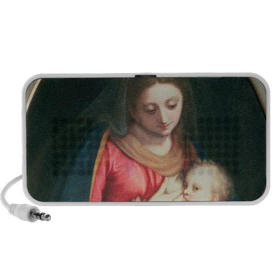 Madonna and Child, 1598 Mini Speaker