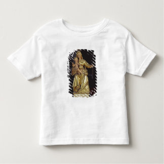 Madonna and Child, 17th century (gilded wood) Toddler T-shirt