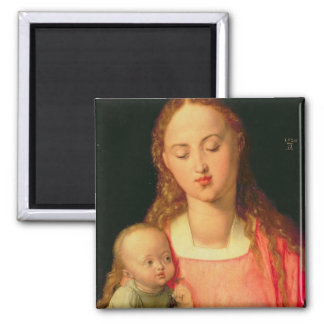 Madonna and Child 2 2 Inch Square Magnet