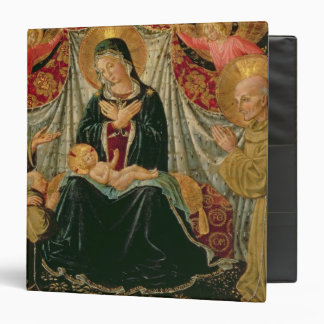 Madonna and Child 2 Binder