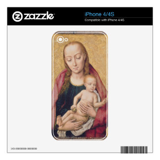 Madonna and Child 2 iPhone 4S Decal