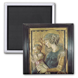 Madonna and Child 2 Magnet