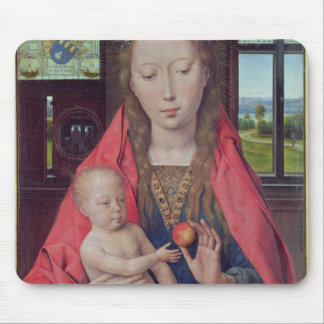 Madonna and Child 2 Mouse Pad