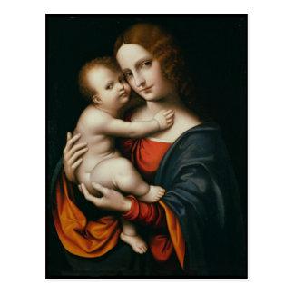 Madonna and Child 2 Postcards