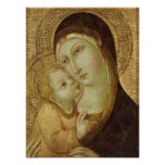 Madonna and Child 2 Print