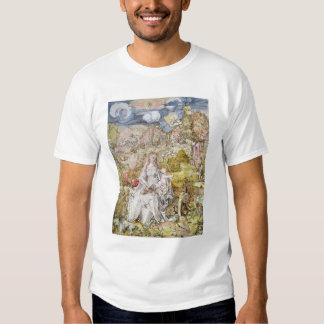 Madonna and Child 3 T-Shirt