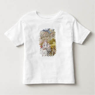 Madonna and Child 3 Toddler T-shirt