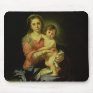 Madonna and Child, after 1638 Mouse Pad