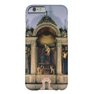 Madonna and Child and Saints (triptych altarpiece) Barely There iPhone 6 Case