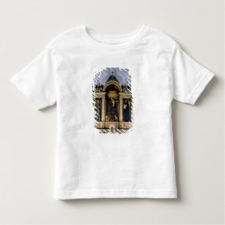 Madonna and Child and Saints (triptych altarpiece) Toddler T-shirt