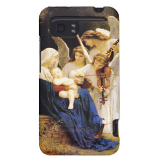 Madonna and Child and Three Angels HTC Vivid Covers