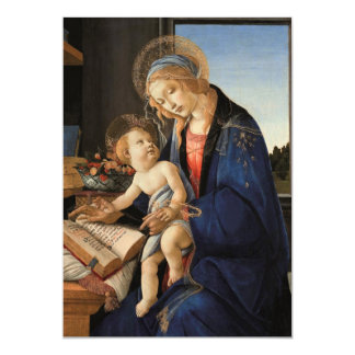 Madonna and Child Announcements