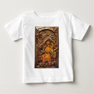 Madonna and Child Baby T-Shirt