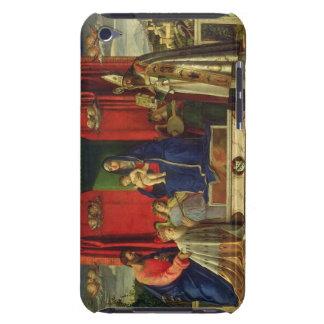 Madonna and Child (Barbarigo Altarpiece) 1488 iPod Touch Cover