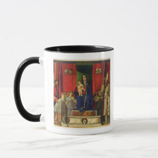 Madonna and Child (Barbarigo Altarpiece) 1488 Mug