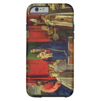 Madonna and Child (Barbarigo Altarpiece) 1488 Tough iPhone 6 Case