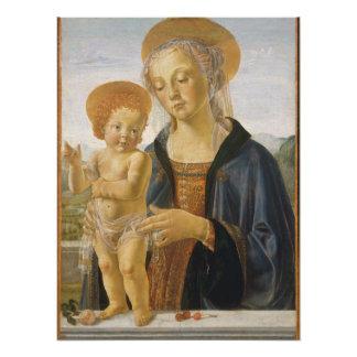 Madonna and Child by Andrea del Verrocchio Photo