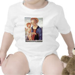 Madonna And Child  By Sarto Andrea Del Shirts