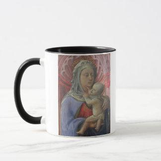 Madonna and Child, c.1430 (tempera on panel) Mug