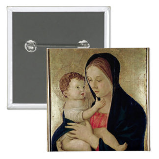Madonna and Child, c.1475 Button