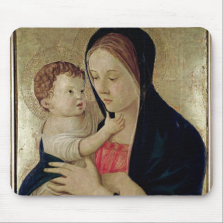 Madonna and Child, c.1475 Mouse Pad