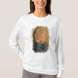 Madonna and Child, central panel of a triptych T-Shirt
