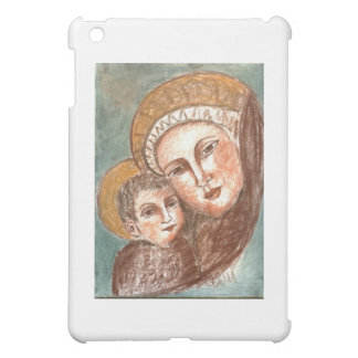madonna and child cover for the iPad mini