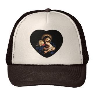 Madonna and Child Custom Hat