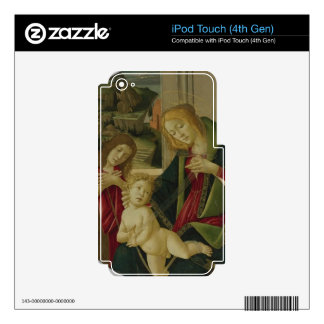 MADONNA AND CHILD DECALS FOR iPod TOUCH 4G