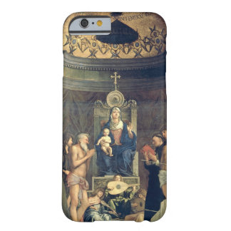 Madonna and Child Enthroned between SS. Francis, J Barely There iPhone 6 Case