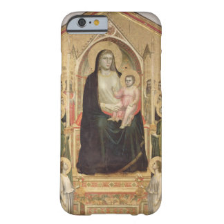 Madonna and Child Enthroned, c.1300-03 (PRE-restor Barely There iPhone 6 Case