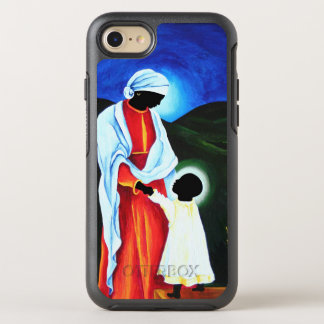 Madonna and child - First steps 2008 OtterBox Symmetry iPhone 8/7 Case