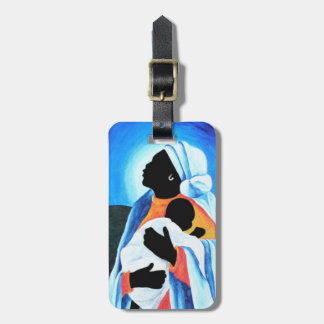 Madonna and child - Hope for the world 2008 Luggage Tag