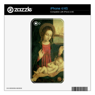 Madonna and Child iPhone 4S Decals