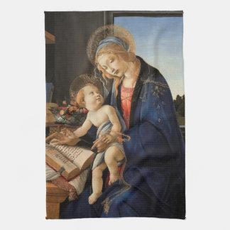 Madonna and Child Kitchen Towel