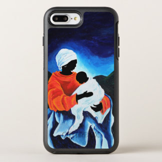 Madonna and child - Lullabye 2008 OtterBox Symmetry iPhone 8 Plus/7 Plus Case