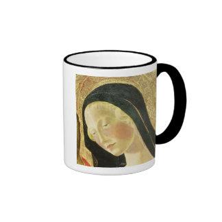 Madonna and Child Ringer Coffee Mug