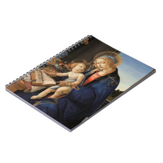 Madonna and Child Notebooks